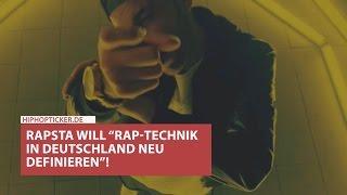 """Nach """"M8"""" Flop: Rapsta will """"Rap-Technik in Deutschland neu definieren""""!"""