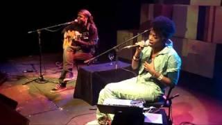 Samba em Prelúdio - Thalma de Freitas e Gabriel Moura :: Live P.A. 07/05/11 CCBB Brasília