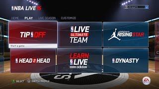 NBA Live 15: Dynasty Mode - Minnesota Timberwolves [Ep. 1]