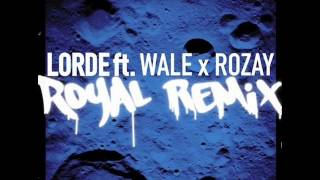 Wale ft. Rick Ross & Magazeen - Royals (Remix) (New Music February 2014)