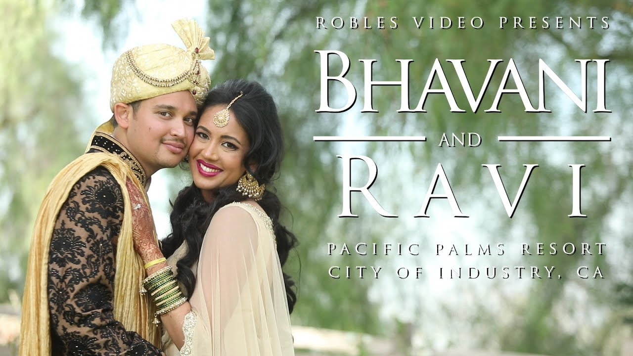 Ravi + Bhavani | City of Industry, California | Pacific Palms Resort
