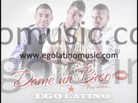 Dame Un Beso de Ego Latino Letra y Video