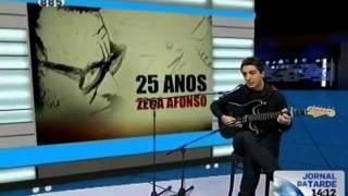 """Tó Zé Santos (Zeca Sempre) - """"Zeca Afonso - Traz Outro Amigo Também"""""""
