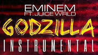 Eminem FT. Juice WRLD Godzilla [INSTRUMENTAL] | ReProd. by IZM