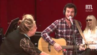 "Eurovision 2016 : Amir interprète son titre ""J'ai cherché"" pour RTL - RTL - RTL"