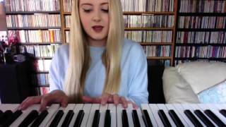 Me Singing 'Imagine' By John Lennon (Full Instrumental Cover By Amy Slattery)