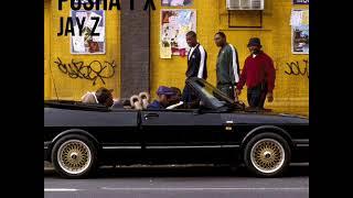 Pusha T x JAY-Z - Drug Dealers Anonymous (Black Diamond Remix)