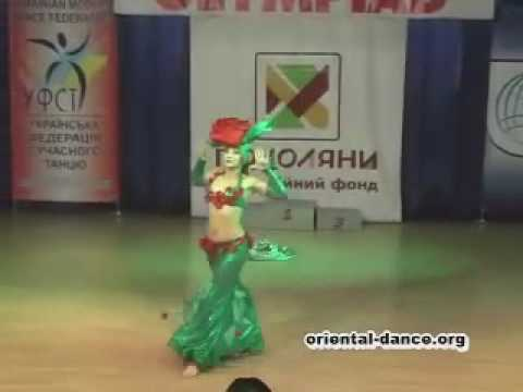 4 place Khymich Dariya Tango-Rose Ukraine