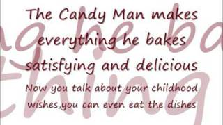 Sammy Davis Jr  - The Candy Man - lyrics