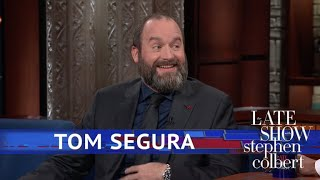 Subway Hired Tom Segura To Play Jared's Brother