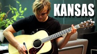 KANSAS - Carry On Wayward Son (guitar version) Supernatural