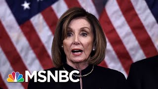President Trump Impeached: What It Means And What Comes Next - Day That Was | MSNBC