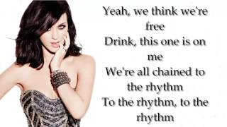 Chained To The Rhythm - KATY PERRY (LETRA/LYRIC)