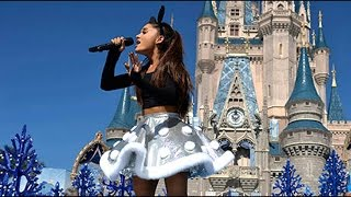 Ariana Grande - Focus (Live at the Disney Parade 2015) HD
