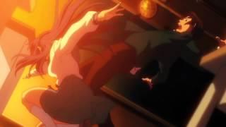 Melancholy Of Haruhi Suzumiya | Ryoko and Kyon Fight Ft. Yuki (As a request)