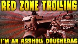 Battlefield 3 Red Zone Trolololol
