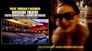 A MESSAGE FROM CECA   AUSTRALIAN TOUR DECEMBER 2012