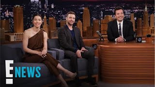 Jessica Biel Punches Jimmy Fallon After Losing JT Game | E! News