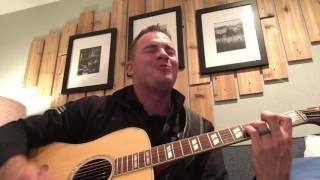 Any Ol' Barstool - Jason Aldean (Chris Giles Cover)