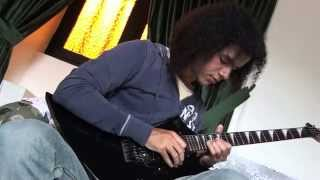 Diego Garcia - Arpeggios From Hell (Y. Malmsteen Cover)