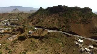 The Coptee. DJI PHANTOM 4. Cabo - Verde, Santiago, Assomada