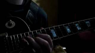 Mother Love Bone - Holy Roller (solo cover).avi