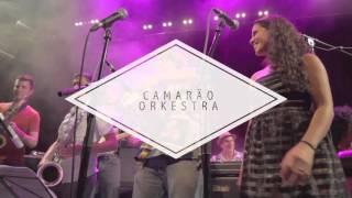 24 octobre 2015 Live CAMARÃO ORKESTRA + 1ère partie : SAMBA COM POLO Studio de l'Ermitage 2015