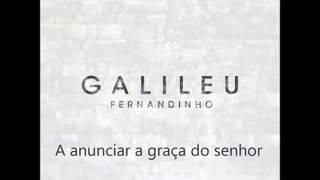 Fogo Santo Fernandinho CD Galileu