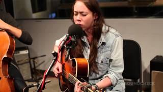 "Sarah Jarosz: ""Build Me Up From Bones,"" Live On Soundcheck"