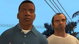 GTA San Andreas GTA V Mod