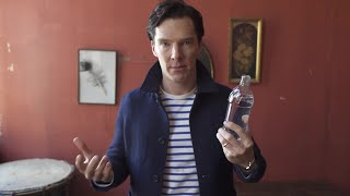 Benedict Cumberbatch Does a Magic Trick   Vanity Fair