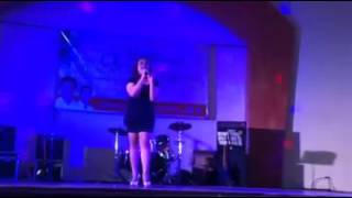 Crazy For You by Madonna (Cover by Alicia)