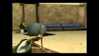 Comercial das animações de segurança do trabalho