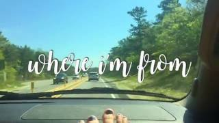 where i'm from • a poem