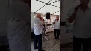 Milenko Krndija i Mile Deliija na suvo -Ej da mi je vidjeti Plitvice...