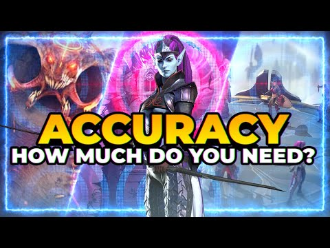 How much ACCURACY do you NEED? | RAID Shadow Legends