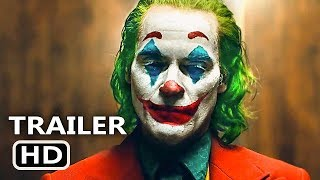 JOKER Official Trailer (2019) Joaquin Phoenix Movie HD