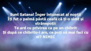 Satana ft. ECHO & Sesu - Foc, Sloboz și Jale (Lyrics)