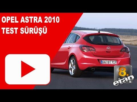 Opel Astra 1.3 CDTi test - 8. ETAP