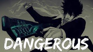 [Nightcore] Left Boy - Dangerous /LYRICS/