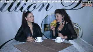INTERVIU - MIHAELA STAICU ( MILLION DOLARS )