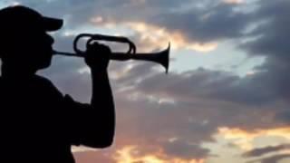 Toque para alarme alto Trompete