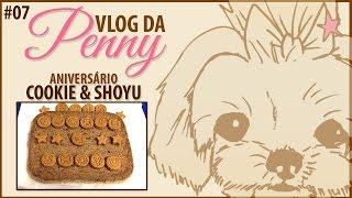 Aniversário Cookie & Shoyu - Vlog #07