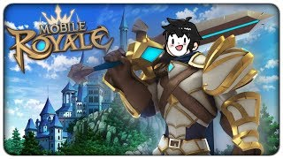 LA DURA VITA DI UN LORD MEDIEVALE - Mobile Royale gratis su pc con Bluestacks