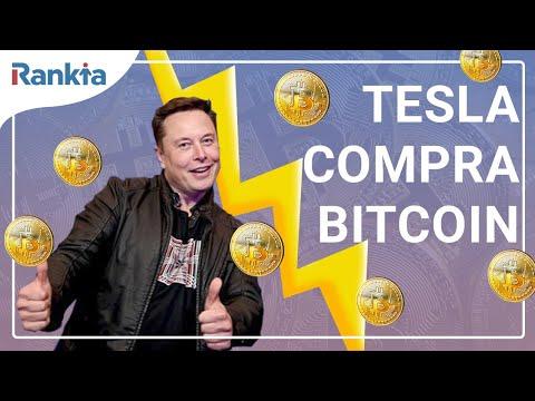 ¿Sabías que dos de las empresas más grandes del mundo han decidido invertir una buena parte de su dinero en bitcoin? Tesla ha invertido 1.500 millones de dólares en Bitcoin y lo ha impulsado a un máximo histórico.