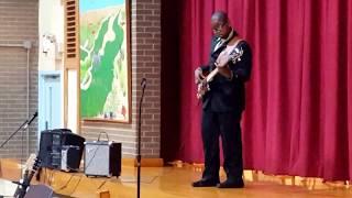 "9-year-old Joseph Hardy Plays Kool & the Gang's ""Ladies' Night"" on Electric Bass"