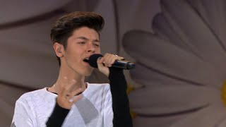 Kristian Kostov - Beautiful mess - Lotta på Liseberg (TV4)