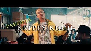 Krippy Kush (Parodia Oficial) Farruko ft. Bad Bunny, Rvssian | 🔥TU NOVIO SE SIENTE🔥