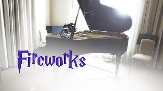 Fireworks - Harry Potter - Piano Cover