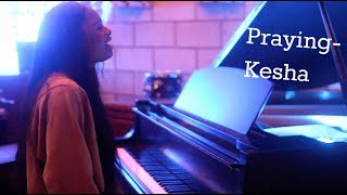 Praying- Kesha (Coco Cover)